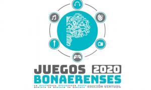 La gráfica de los Juegos Bonarenses 2020.