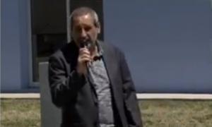 Pablo Torres compartió acto por videoconferencia.