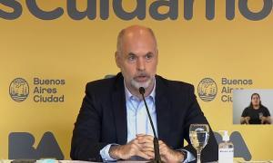 La respuesta de Larreta al presidente Alberto Fernández.