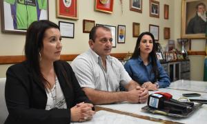 Esteban Genaro es el intendente interino hasta el 20 de enero, tras la licencia por vacaciones que solicitó Guillermo Britos.