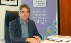 Guido Lorenzino, Defensor del pueblo bonaerense