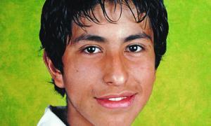Luciano Arruga tenía 17 años cuando desapareció.