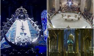 La Virgen de Luján estará online las 24 horas por streaming