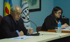 Duelo en Madariaga por la muerte del Presidente del Concejo Deliberante, Pedro Markovic