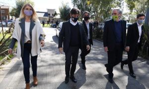 """""""Los bonaerenses tendrán vacaciones"""", aseguró Magario"""