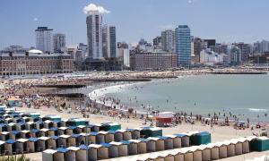 Gran ocupación hotelera para fin de año en Mar del Plata