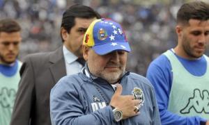 Maradona logró la unidad dirigencial