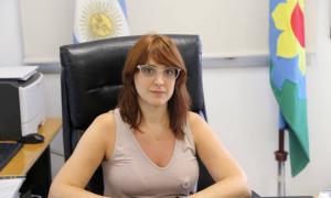 La ministra de Trabajo, Mara Ruiz Malec