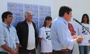 Mariotto en Cañuelas. Foto: CañuelasYa.
