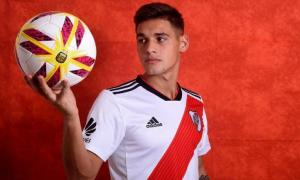 Martinez Quarta es defensor de River Plate