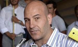 Martiniano advirtió por la situación en Quilmes.