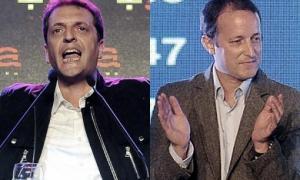 Massa e Insaurralde son dos alcaldes que dejan sus comunas.