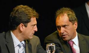 Massa le pedirá a Scioli que anule la modificación.