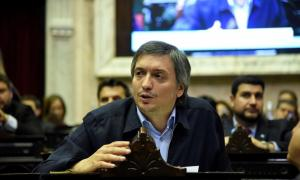 Maximo Kirchner sobre los fallecidos COVID en la Provincia