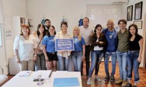Quilmes: Mayra Mendoza se reunió con padres de chicos con autismo