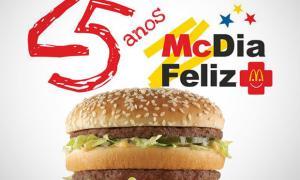 El total de lo recaudado será donado a la Asociación La Casa Ronald McDonald