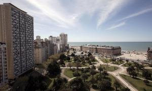 Mar del Plata este fin de semana.