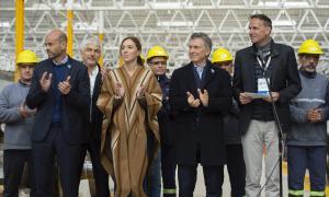 Bragado: Comienza la construcción de fábrica ferroviaria en Mechita
