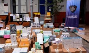 Vendían medicamentos robados y adulterados en kioscos y ferias del conurbano