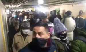 """MERLO HOY. """"Es una imagen que no nos gusta y no queremos"""", dijo titular de Trenes"""
