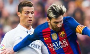 Messi y Ronaldo ya sólo pueden enfrentarse en un eventual partido entre Juventus y Barcelona por Champions League.