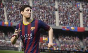 Messi será la figura de la tapa del juego.