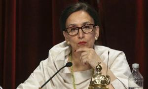 Gabriela Michetti. Los senadores ya no podrán canjear pasajes por dinero