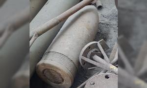 Encontraron un misil de 40 años de antigüedad en el Astillero Río Santiago