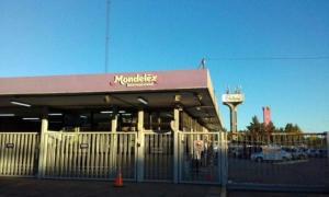 La planta de Mondelez en la localidad de Victoria.