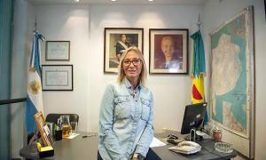 Tras 8 años, Mónica López deja su banca en la legislatura.
