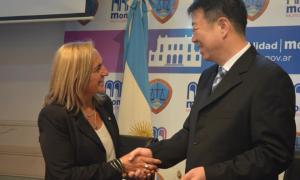 Comitiva china visitó Monte para invertir en sector agroindustrial. (Foto: Municipalidad)