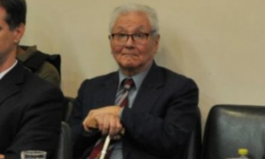 Condenaron a 22 años de prisión a exfuncionario de Moreno por delitos de lesa humanidad