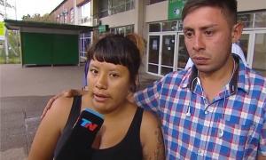 Falleció el bebé de los padres que sospechaban se lo habían cambiado en el Hospital de Moreno