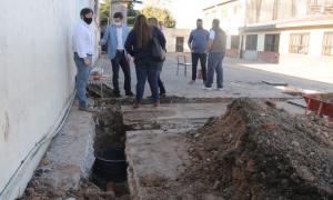 Con la obra pública el municipio fomenta el rubro de la construcción.