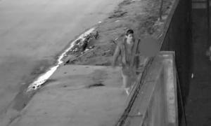 Detuvieron al violador de Marcos Paz filmado por las cámaras de seguridad