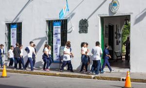 Uno de los nacionales en provincia: Museo y Biblioteca de la Casa del Acuerdo de San Nicolás. Foto: Facebook Casa del Acuerdo