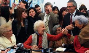 Abuelas anunció que encontraron al nieto número 130
