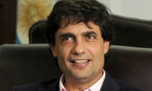 Lacunza celebró la aprobación. Foto:Prensa