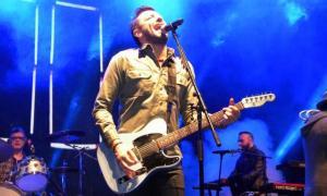 NTVG brindó un concierto en Saladillo.