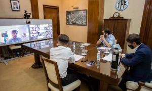 Firmaron convenios para 71 obras de infraestructura en 44 municipios bonaerenses: Cuáles son y qué harán