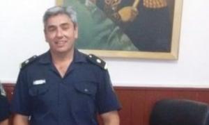 Desafectaron al subcomisario que obligaba a detenidas a masajearlo. Foto: Clarín