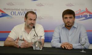 La Selección argentina de básquet jugará en Olavarría