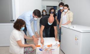 Sputnik V en Olavarría: Llegaron nuevas vacunas tras la pérdida de casi todo el primer lote