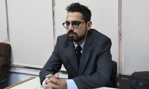 Pablo García llegó al juicio en libertad.