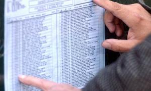 Publicarán nuevamente los listados provisorios del padrón electoral