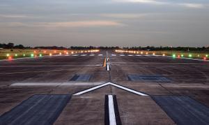 El Aeropuerto El Palomar renovó tecnología para evitar cancelaciones por mal tiempo