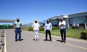 Chivilcoy: Avanza la reapertura de la fábrica ex Paquetá