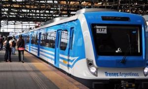 Paro de trenes del AMBA por una medida gremial