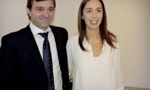 El Intendente de 42 años permanece internado en La Plata.