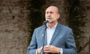 Omar Perotti pidió más fuerzas federales